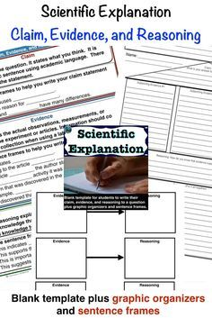 Lab Report Template With Rubric And Science Experiment Scenario