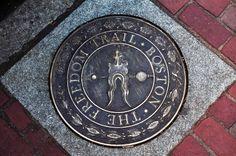 Paul Rivers Freedom Walk, Boston