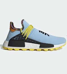 45d0d876395bfe The Pharrell x Adidas Hu NMD  Inspiration  pack in core black bright orange