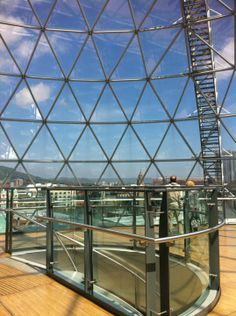 """See 67 photos and 4 tips from 424 visitors to Victoria Square Dome. """"A must see for any visitor to Belfast. Best views of Belfast from the Ship yard. Belfast Ireland, Belfast City, Londonderry, Ireland Travel, Northern Ireland, Nice View, Dublin, Wanderlust, Yard"""
