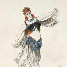 Elfe, Charles Bianchini, 1885