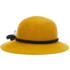 SUSANNE GULDAGER fedora hat