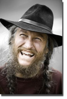 Eustace Conway of Mountain Men I will live on Turtle Island one day.  Paul and I love this show and all of the Mountain Men, BUT, there's just something extrordinarilly beautiful in Eustace's  spirit. This is a great show.