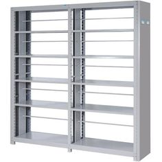 Giá thư viện GS5K2 được thiết kế bằng sắt sơn tĩnh điện cao cấp. Giá thư viện GS5K2 thường được dùng trong văn phòng, trường học, thư viện đựng hồ sơ, sách vở...