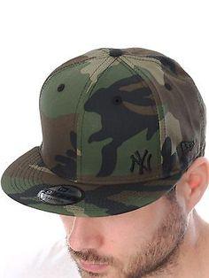 New era #woodland #camo-black new york yankees mlb flawless 9fifty #snapback cap,  View more on the LINK: 	http://www.zeppy.io/product/gb/2/272490203650/