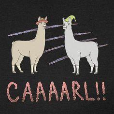 Llamas with Hats (TV Mini-Series 2009- ????)