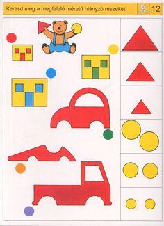 Brain Activities, Infant Activities, Preschool Worksheets, Preschool Activities, Autism Crafts, Sequencing Cards, Kids Education, Childhood Education, Educational Games For Kids