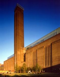 Tate Modern London - the industrial architecture and space, not necessarily the contents!