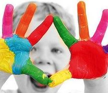 Colorful Hands....