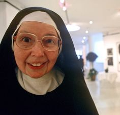 Sister Wendy will teach you the way.