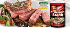 Burgl's Grillgewürz für Steak Steak, Beef, Food, Glutenfree, Crickets, Products, Food Food, Meat, Essen