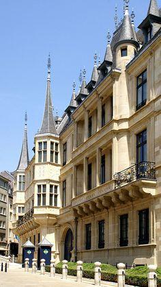 Grand Duke's Palace, Luxembourg