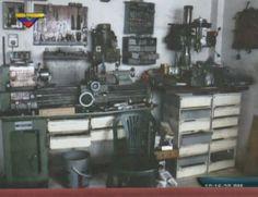Allanado centro clandestino de fabricación de armas en casa de Jack Streignard (+Videos) http://zuliaprensa.blogspot.com/2014/03/allanado-centro-clandestino-de.html