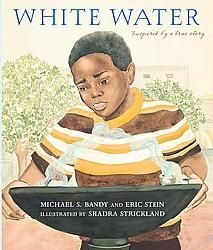 """@Overstock - After tasting the warm, rusty water from the fountain designated for African Americans, a young boy questions why he cannot drink the cool, refreshing water from the """"Whites Only"""" fountain. Based on a true experience co-author Michael S. Bandy had as a...http://www.overstock.com/Books-Movies-Music-Games/White-Water-Hardcover/5680616/product.html?CID=214117 $12.72"""