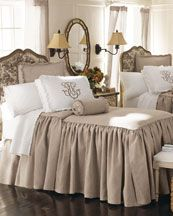 """+1045 Legacy Home """"Essex"""" Bed Linens"""