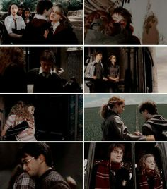 Harry and Hermione over the age...