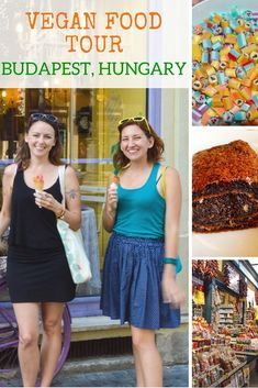 Vegan Food Tour in Budapest, Hungary! Great restaurants, incredible coffee shops, health food stores, a local farmers market, a candy store with historic roots, and a beautiful ice cream shop all with vegan options!