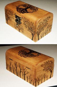 Trees box by llinosevans.deviantart.com on @DeviantArt