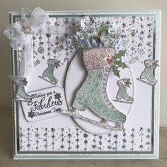 Stamps by Chloe - JUL063 Candy Border - £7.99 - Christmas 2018 - Chloes Creative Cards