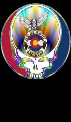 Grateful Dead Eagle Colorado
