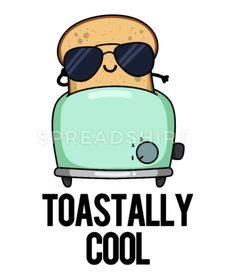 Funny Food Puns, Punny Puns, Cute Jokes, Cute Puns, Food Humor, Food Meme, Cute Food Drawings, Funny Drawings, Kawaii Drawings