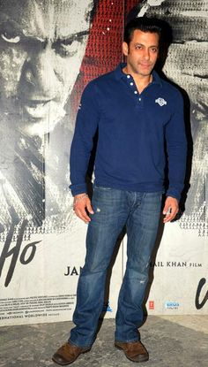 #Salmankhan in Being Human Clothin for Jai Hi Promotion #BHC