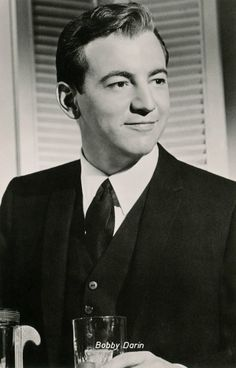 Bobby Darin Good Music, My Music, Bobby Darin, Sandra Dee, Louis Armstrong, Classic Movie Stars, Popular Music, Look At You, American Singers