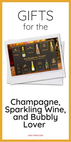 Don't wait for New Year's Eve. Let's celebrate the upcoming year of 2021 now with a bottle of champagne. Whether it's with friends or in a party of one, champagne or sparkling wine is the perfect way to enjoy today. #GiftsfortheChampagneSparklingWineandBubblyLover #anntran #2021celebration #winegifts #newyearseve #europeanwine #shoplocal #giftset #kitchenisthenewmichelin Gifts For Wine Lovers, Wine Gifts, Travel Tours, Usa Travel, Travel Destinations, Weekend In Nashville, Champagne Bottles, Fun Cocktails, Sparkling Wine