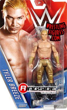 Tyler Breeze - WWE Series 66