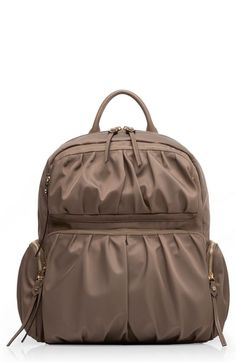 d551fdf503 Chic MZ Wallace Madelyn Bedford Nylon Backpack Women s Fashion Handbags.    395  nanaclothing from