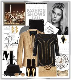 """""""Paris.."""" by gul07 ❤ liked on Polyvore"""