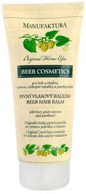 Shine & Vitality Beer Hair Balm