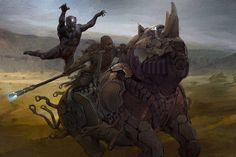 Film Black Panther, Concept Art World, Disney Animation, Marvel Cinematic Universe, Live Action, Digital Illustration, Comic Art, Medieval, Lion Sculpture