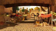 Arabian Nights Show - Marketplace Ideas