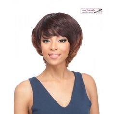 Its a Wig Synthetic Wig Remi Touch QP2