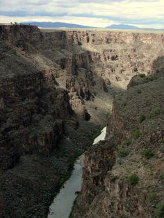 Rio Grande River Gorge Near Taos, New Mexico  -- Stay with us at Star Ranch, New Mexico. Enjoy our B&B in historic Chimayo - conveniently located between Santa Fe and Taos. Free breakfast, free wi-fi, hot tub, private bath, adjustible queen bed. www.starranchnm.com