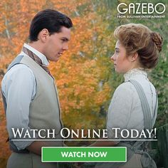 Escape the realities of today. with our brand new video on demand service, Gazebo TV! Watch all your Sullivan favourites, like Anne of Green Gables, Road To Avonlea, Wind At My Back and much more! Visit the Gazebo TV site for details. Road To Avonlea, Lm Montgomery, Megan Follows, Anne Shirley, Video On Demand, Prince Edward Island, Anne Of Green Gables, Period Dramas, Wonders Of The World