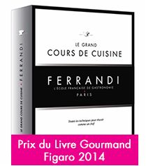 La cuisine de r f rence techniques et pr parations de - Cours de cuisine ferrandi ...
