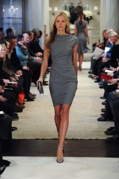 Guarda la sfilata di moda Ralph Lauren a New York e scopri la collezione di abiti e accessori per la stagione Pre-collezioni Autunno-Inverno 2014-15.