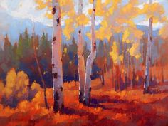 Canyon Road Contemporary Art David  Mensing All
