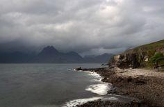 Scotland's highlands.