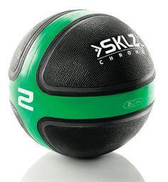 GEWICHTEN- Medicijnbal 1 kg: Rubberen medicijnbal met een uitstekende grip. Een medicijnbal heeft een diameter die ongeveer gelijk is aan de breedte van de schouders en worden vaak gebruikt bij fyshiotherapie, sportschool, maar ook steeds vaker bij thuisfitness. Een medicijnbal is de perfecte trainingsmethode voor het versterken van de spieren. De medicijnballen zijn verkrijgbaar in verschillende gewichten van 1 t/m 7 kg. Prijs per stuk: € 37,50 to € 79,95