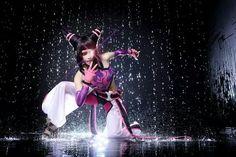 Han Juri - SuperStreet Fighter vi by Lee Suho