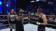 Roman and Dean have a brotherhood that can never be broken #BelieveThat #Ambreigns