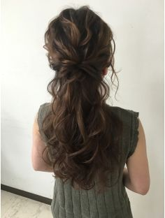 Hair wedding ponytail hairdos for 2019 Wedding Ponytail, Hairdo Wedding, Hairstyles Over 50, Bride Hairstyles, Mother Of The Bride Hairdos, Hair Arrange, Hair Setting, Hair Art, Short Hair Styles