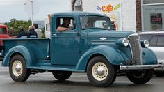 1937 chevy panel trucks | Recent Photos The Commons Getty Collection Galleries World Map App ...