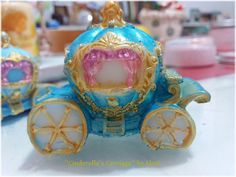 Cinderella's soapy Carriage by Eleni by ElenisLittleShop on Etsy