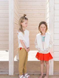 L'été délicat de Paade Mode   MilK - Le magazine de mode enfant