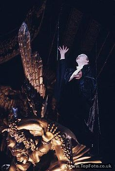 "The Phantom / Erik   ""All I Ask of You Reprise""   The Phantom of the Opera   Stage Production   Original Phantom   Michael Crawford"