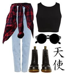 """""""Street Style x"""" by eduardacardoso1999 ❤ liked on Polyvore"""